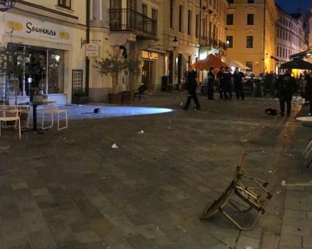 107 са задържаните след мелето в Братислава, българите без обвинения и рани