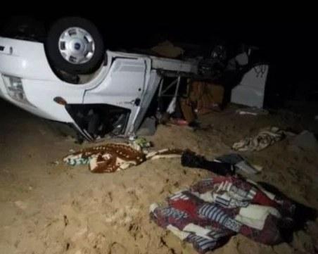 Мощна буря удари Халкидики! Шестима туристи загинаха