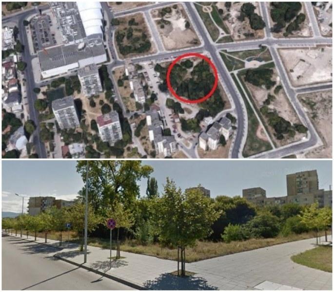 Отложиха търга за имот от 5 дка край мол Пловдив, предвиден за училище