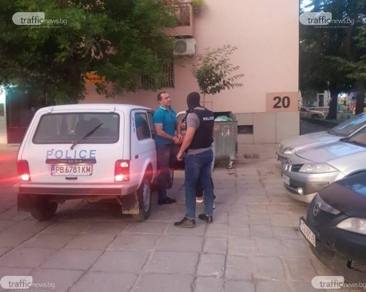 """Ральо Ралев удължи отпуската си от ареста, все пак остави кадър на ГЕРБ начело на """"Северен"""