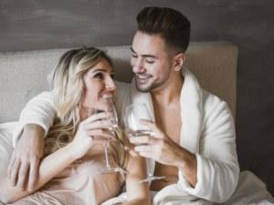 Стъпка по стъпка: алкохолът и сексът
