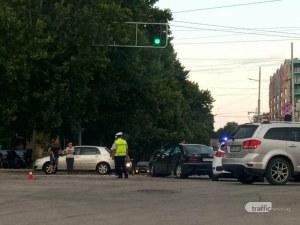 Тежка катастрофа в Пловдив, има ранен