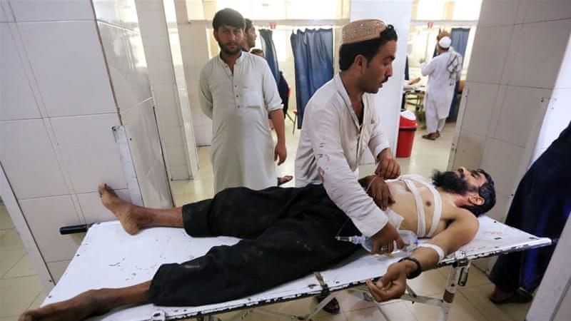 13-годишен терорист уби шестима на сватба в Афганистан