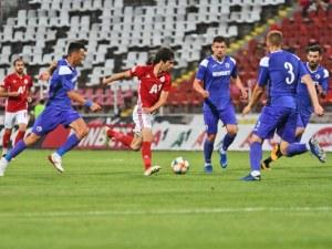 Фалстарт за ЦСКА в първия мач от новия сезон в първенството