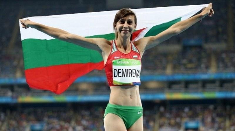 Мирела Демирева с второ място в Диамантената лига