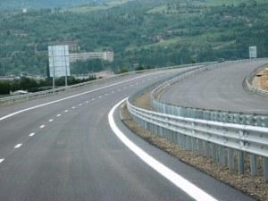 Затварят магистрала Хемус край Ботевград за монтаж на тол системата