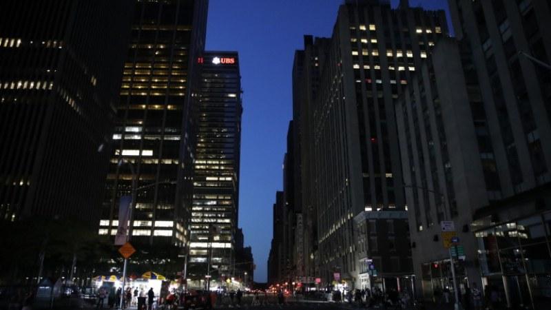 Над 45 000 останаха на тъмно в Ню Йорк