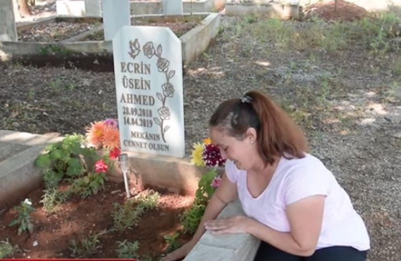 Майката на загиналото в катастрофа бебе, причинена от  Местан: Всеки ден съм на гробищата!