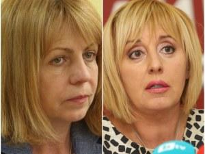 Проучване: Фандъкова бие Манолова на балотаж за кмет на София