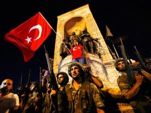 Три години от неуспешния опит за преврат в Турция