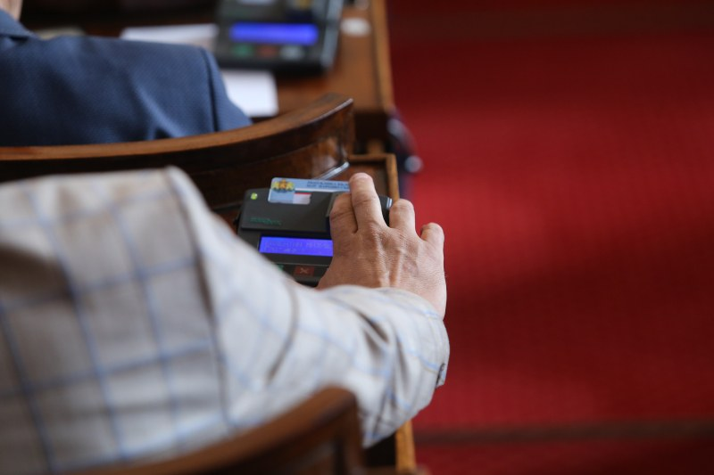 Без машинно гласуване на кметските избори на първо четене