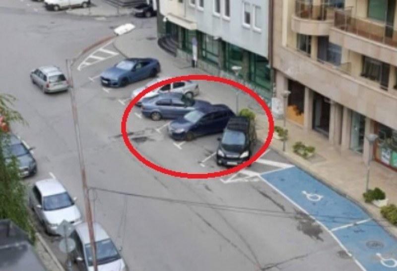 Ето как се паркира пред столичните фризьорски салони