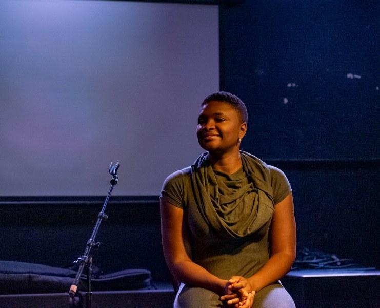 Лиз Райт преди концерта на Античния: Пеенето е разказване на истории
