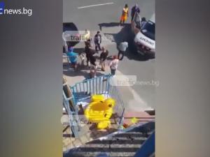 Пращат в ареста шведа, откраднал такси в Несебър