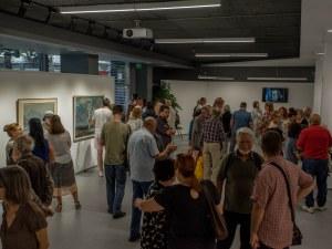 След преустройството на Детмаг в Пловдив: режат лентата на галерията на