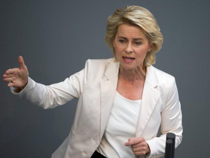 Урсула фон дер Лайен оглави Еврокомисията, обеща още жени шефове и закон за климата
