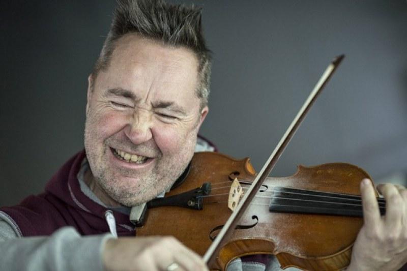 Виртуозният цигулар Найджъл Кенеди свири в Пловдив