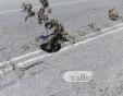 Опасна дупка се появи на възлово кръстовище в Пловдив