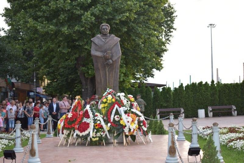 Стамболийски отбелязва 182-годишнината от рождението на Васил Левски