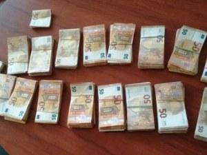 Митничари спипаха 241 000 евро в раница на пътник в автобус