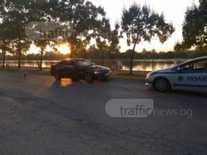 Откриха обесен мъж на Гребната база в Пловдив