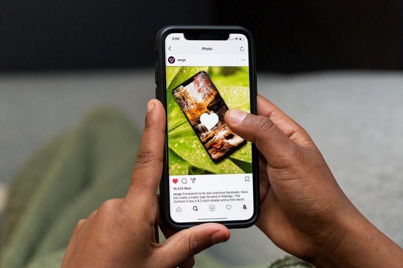 Instagram скрива харесванията на снимки