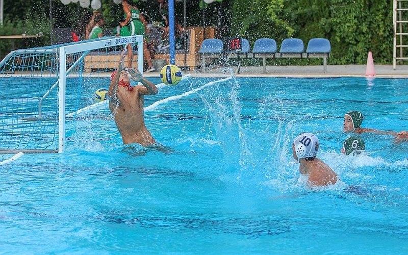 Историческо! България посреща Европейско първенство по водна топка за юноши