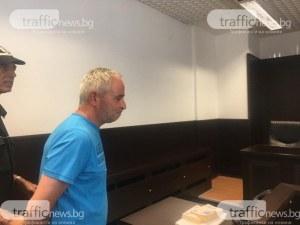 Пловдивският лихвар, раздал 6 млн. лева заеми за 20 години, остава окончателно в ареста