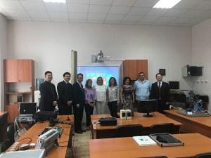 ПУ и Политехническия институт Шънджън в общ проект на Huawei