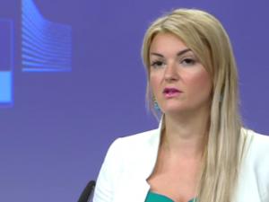 Българката Мина Андреева е новият глас на Брюксел