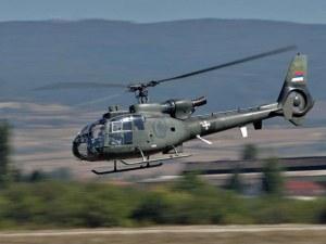 Хеликоптер се разби в Сърбия