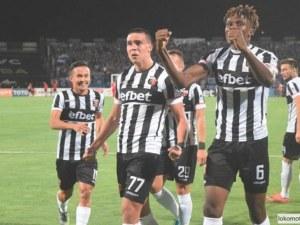Локо загря за Лига Европа с хубава победа срещу Славия