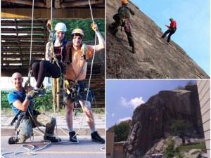 Пловдивчани преодоляват гравитацията! Доказват, че всеки може да стигне върха