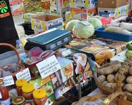 Актове на фермерски пазар в София! Внезапна проверка изгони продавачите, купувачите - бесни