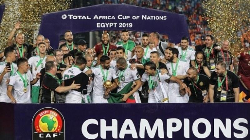 Алжир спечели Купата на Африка с късметлийски гол