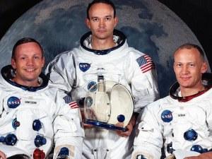 Малка крачка за човека - голям скок за човечеството! Навършват се 50 години от кацането на Луната