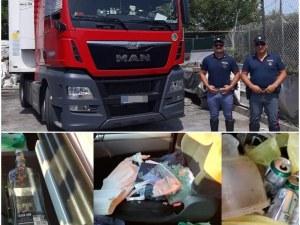 Мъртвопиян български тираджия се вряза в тунел в Италия след гонка с полицията