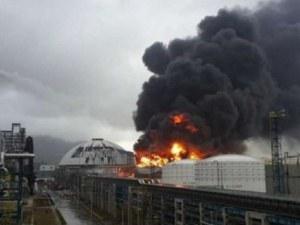 Мощна експлозия в Китай отне живота на 10 души, опустоши всичко в радиус от 3 км.