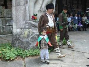 Отбелязваме годишнина от гибелта на Хаджи Димитър с възстановка на Бузлуджа