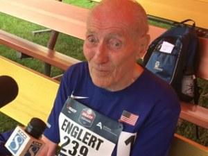 Отвъд предела: 96-годишен американец пробяга 5000 м за 42 минути