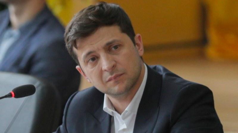 Партията на президента Зеленски печели вота в Украйна