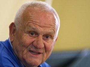 Люпко Петрович вече официално начело на ЦСКА