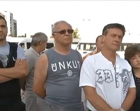 След Пловдив: Протест на превозвачи и в Севлиево