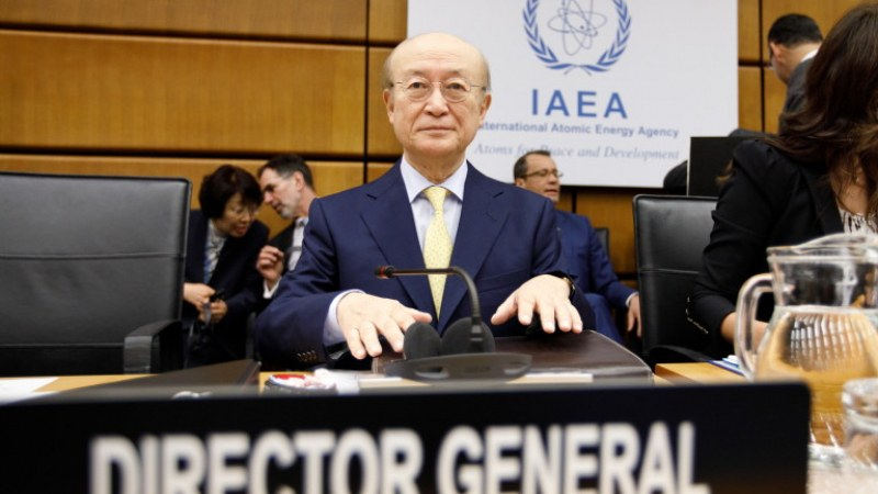 Почина генералният директор на Международната агенция за атомна енергия
