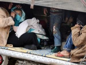 Арестуваха български шофьор в Италия, превозвал бежанци