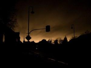 Авария остави без ток голям район в центъра на Пловдив