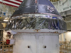 Лунната капсула е готова - първата мисия ще е без хора