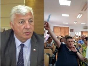 Първа официална номинация за кмет на ГЕРБ в Пловдив! От