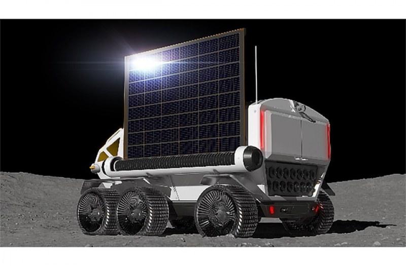 Toyota праща луноход на Луната