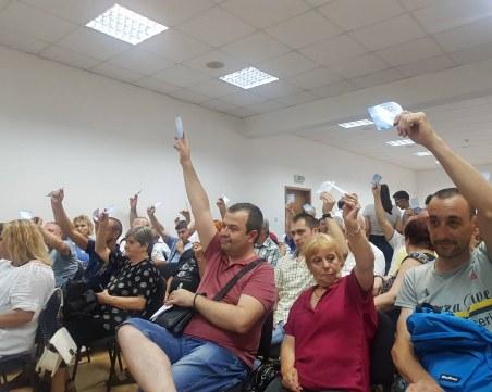 Костадин Димитров, Иван Тотев и Георги Стаменов събраха най- много гласове в